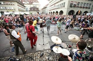 Buskers Bern
