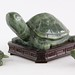 107. Carved Hardstone Turtles