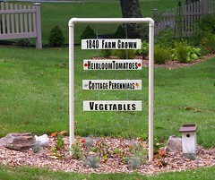"1840 Farm Sign • <a style=""font-size:0.8em;"" href=""http://www.flickr.com/photos/54958436@N05/7779550024/"" target=""_blank"">View on Flickr</a>"