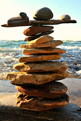 Balancing Rocks (Viewminder) Tags: life love living peace joy happiness appreciation harmony balance karma kindness wilderness salvation understanding seekingbalance nourishesthesoul viewminder wereallonthesamejourney findingonescenter inonesspace balancetherocksandbalanceyoursoul findingthezenmoment connectedwithbeing