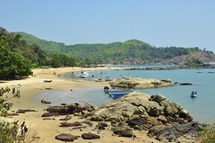 Om Beach, Gokarna, Karnataka (Malc ) Tags: sea india beach photo seaside photos resort stockphotos getty gokarna om karnataka ohm gettyimages westernghats stockphoto ombeach kumta stockphotography arabiansea ayurvedic  photosof ohmbeach wwwgettyimagescom malcc ayurvedicresort malcolmchapman raghaveshwarabharathi banglegudde karwardistrict malcolmpchapman wwwgettyimagescouk