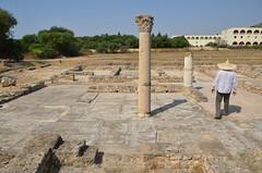 Roman-Byzantine site of Pupput (2) (Prof. Mortel) Tags: roman tunisia byzantine pupput