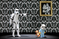 Go to Bed! 228/366 ([inFocus]) Tags: canon table actionfigure photo starwars bed lego teddy action father year creative son plastic frame 7d stormtrooper 365 product pyjamas tabletop 2012 366 24105mm strobist project366