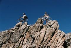 Hiking and biking! (Federico Raviele) Tags: wild cicloturismo film nature bike analog nikon fuji kodak federico abruzzo majella valerio pescara menicucci cicloviaggio raviele