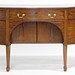 44. Antique Hepplewhite Style Sideboard