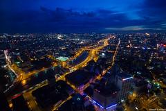 Saigon At Night (Madrid Pixel) Tags: 1 vietnam hochiminhcity canonefs1022mmf3545usm canoneos7d bitexcofinancialtower