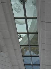 Church Window - Kirchenfenster (hedbavny) Tags: vienna wien church window austria sterreich fenster kirche note tangram kapelle leopoldsberg kahlenberg notiz lokulus