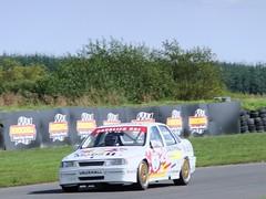 John Cleland (IainW81) Tags: car dave john scotland championship fife cook jim super racing british cavalier 1992 touring 1990 services cleland vauxhall btcc knockhill tourer gsi pocklington dcrs