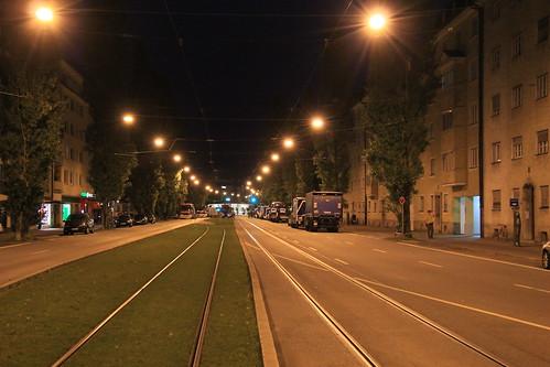Lost Leopoldstraße