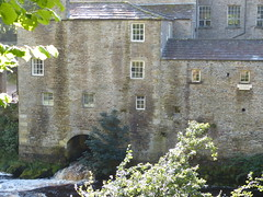 Mill,  Aysgarth Falls