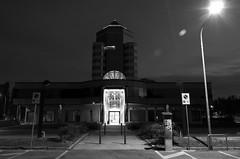 Torre Kennedy (drugodragodiego) Tags: city architecture buildings town pentax cities nightscene brescia streetview urbanlandscape notturno brescia2 pentaxk5