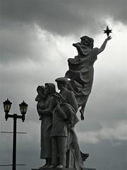 Isaac over Nola #6 (Fairywebmother) Tags: art photography neworleans mississippiriver nola hurricaneisaac