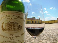 1996 Chateau Margaux A stunning wine!
