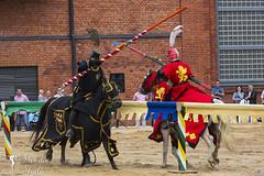 KASKADERSKI POKAZ RYCERSKI (stendar) Tags: show horse poland duel knight konie lodz stuntman reins turniejrycerski rycerz manufaktura pokaz kaskader knightstournament pojedynek szranki kjszwadron