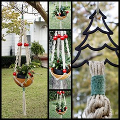Buon Natale Handmade Natural Hemp Macrame Christmas Plant Hanger (Macramaking- Natural Macrame Plant Hangers) Tags: santa christmas wood autumn wedding red plants plant tree green beauty pinetree pine cherry beads holidays colorful unique oneofakind steel character style holly september nostalgia evergreen christmascactus zen rosemary hanging americana apples organic chic christmasornament cheerful boho planter groovy hang bohemian hanger sunroom swirly macrame hemp madeinusa firtree christmasgift accessory conversationpiece hangingbasket shabbychic bohochic containergardening macram planthanger planthangers squareknot plasmacut hangingplanter macramebeads naturalhemp macrameplanthanger macramakin macramaking chinesecrownknot httpwwwetsycomshopmacramaking macramecord macrammacramaking macracord macrametechnique macramehangingbasket macrameweaving macramelove