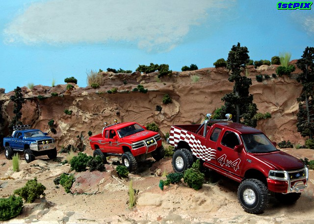 ford wheel rock four drive offroad 4x4 rally olympus off hobby canyon racing replica chevy clay dodge collectible motorsports diorama scalemodel diecast roading firstpix revell diecastcar diecastmodel diecasttruck diecastcollection woodlandscenics diecastvehicle 1stpix diecastdiorama offroaddiorama diecastoffroad diorama4x4 revelldiecast dioramadead lightweighthydrocal revelldodgeram15004x4 revellfordf1504x4