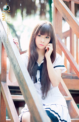 N sinh (Hatphoenix) Tags: cute girl beautiful angel asian model asia charm teen lovey hatphoenix