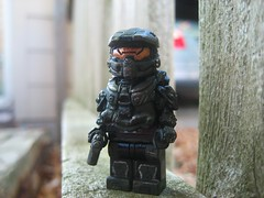 Halo 4: Master Chief (Da-Puma) Tags: yummy lego 4 halo delicious prototypes brickarms