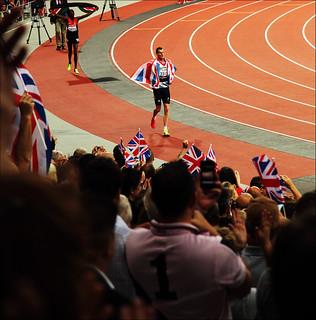 David Devine Wins Bronze