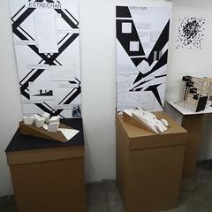 Exposición Espacio Vacío (Boris Forero) Tags: architecture ecuador arquitectura models exposition plans guayaquil facultad planos exposición maquetas espaciovacío uees