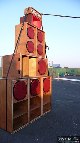 Festipop-Sound System