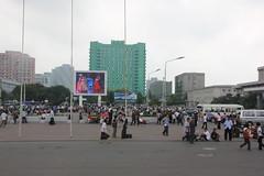 Pyongyang (Laika ac) Tags: trainstation northkorea pyongyang dprk pyongyangstation