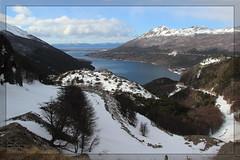 Lago Escondido (Rolfo Z) Tags: patagonia argentina del fuego tierra