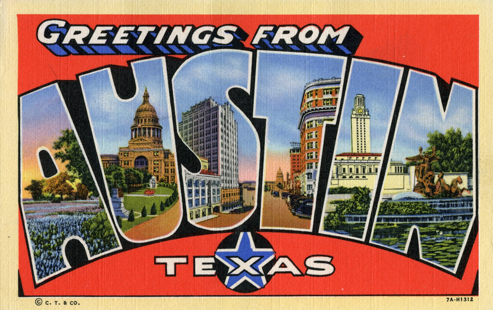 The worlds best photos of austin and postcards flickr hive mind greetings from austin texas large letter postcard shook photos tags austin m4hsunfo
