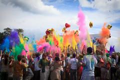 Festival of Color (3 of 49).jpg (bknabel) Tags: color chalk westvirginia krishna hindu holi newvrindaban moundsville festivalofcolors canon5dmkii bradknabel bknabel ©bradknabel