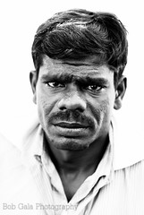 They Now Call Me Hanuman (pearson_251) Tags: poverty india spirit beggar human udaipur handicapped