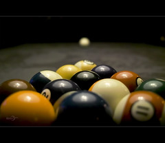 Eight-ball (Photofreaks) Tags: vienna sports pool cue balls rack billiards hotels pocket penta adengs wwwphotofreaksws shopphotofreaksws