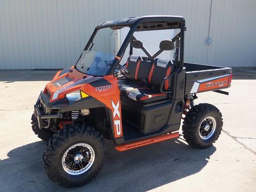 """2013 Ranger 900 3"""" CATVOS lift"""
