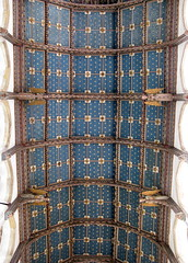 The chancel ceiling, the Church of St Edmund, Southwold, Suffolk, England (Hunky Punk) Tags: wood uk england saint st architecture suffolk gothic churches carving medieval roofs angels southwold middleages ceilings edmund eastanglia hunkypunk chancels spencermeans