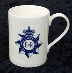 Gwent Police Corporate Mug 2012 (Cold War Warrior Follow Me on Ipernity) Tags: china mug gwentpolice