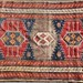 127. Semi-Antique Hand Tied Rug