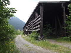 P7308071 (jbhowell) Tags: ironhorse trail bikepacking washington cascades camping snoqualamie tunnel