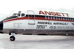 0073 (dannytanner804) Tags: airport aircraft australia melbourne victoria international date douglas airlines reg owner tullamarine ansett dc931 of vhcza 371982 cn4700386 codeymml