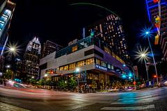 Austin_29 (allen ramlow) Tags: night long exposure city urban austin texas sony a6000 buildings street