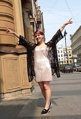 I Need A One Dance by Anastasiia, 27 year old Theatre actress and professional fairy from Saint Petersburg, Russia (9lookbook.com) Tags: 90s adidas adventuretimes beltbag bershka black blackandgold bluelips casualgoth chane cherry choker chunkyheel costume cozy cross forever21 fringe goth gothic grey hm lace leopard marsala overknee overkneeboots purple redshoes retro silver slipons srtipes stradivarius summer tartan therussians threestripes violet winecolore newlook reebok
