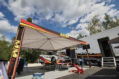 Pavel Valouek (Martin Hlinka Photography) Tags: rally lubenk 2016 slovakia pavel valouek koda fabia r5 sport motorsport canon eos 60d 1018mm f4556 service park