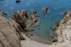DSC_0063-2 (laura_onuba) Tags: cabo de gata almería spain sur south sunny sol soleado sun beach playa plage strand sand water agua azul blue blau sky nature naturaleza andalucía
