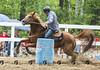 Milot en rodeo 2016 - Barils Hommes (Glenn Fullum) Tags: gymkhana horse horses nikon picoftheday summer saglac barrels race horserace cowboy