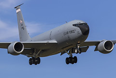 Alabama ANG KC-135R (urkyurky) Tags: alabama ang mildenhall kc135 boeing tanker fuel gas aviation