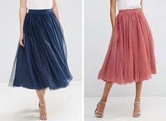 Capsule Wardrobe Pieces That Suit All Body Shapes & Sizes - No.3 Midi Skirts | Not Dressed As Lamb (Not Dressed As Lamb) Tags: midi length skirts style fashion
