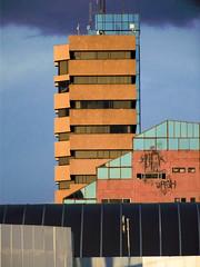 De tarde (SeorNT) Tags: builds slp abandoned old zoom tele clouds blue
