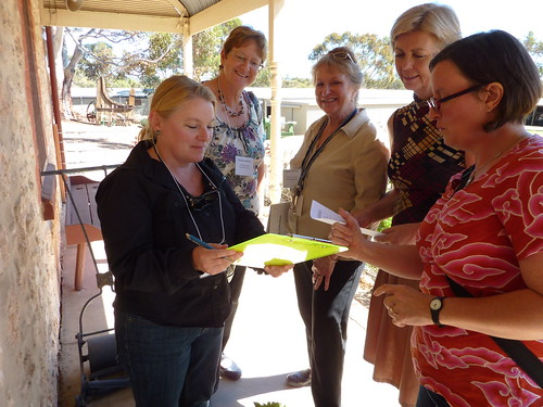 Caring for Collections at Murray Bridge