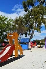 Civic Centre Park Cannington (PlayRight Australia) Tags: playrightaustralia playgrounds kompan cannington park moments mightymusketeer redhouse mermaidsfountain