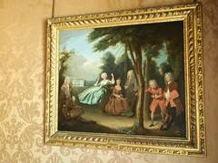 P8251296 (simonrwilkinson) Tags: beltonhouse lincolnshire nationaltrust nt painting oilpainting portrait mercier