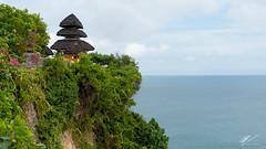Uluwatu Temple (Robert-Jan van der Vorm) Tags: indonesia bali temple uluwatu monkey cliff kahyangan balinese sea