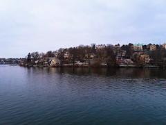 Stockholm (Jelena1) Tags: stockholm stokholm estocolmo water wasser voda vatten agua eau lake lago lac jezero see sj insj mlaren melaren sky cloudysky nebo ciel cielo himmel winter vinter zima invierno hiver storaessingen sweden sverige svedska schweden suecia sude